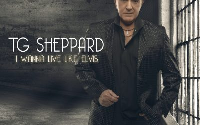 """TG Sheppard Releases First Single in Over 20 Years, """"I Wanna Live Like Elvis"""""""
