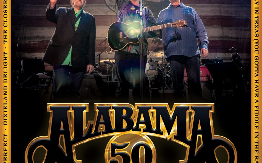 "ALABAMA Announces ""50th Anniversary Tour"""