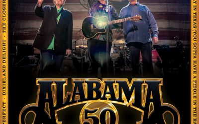 "ALABAMA Announces ""50th Anniversary Tour"""