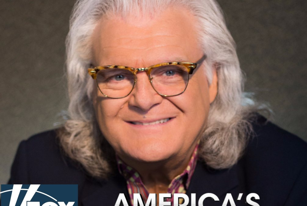 In Case You Missed It: Ricky Skaggs Talks Recent Hall of Fame Inductions on Fox News Channel's America's News HQ