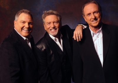 Larry, Steve & Rudy – The Gatlin Brothers