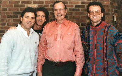 Tune-In: Larry Gatlin to Salute President George H.W. Bush on FOX & FRIENDS