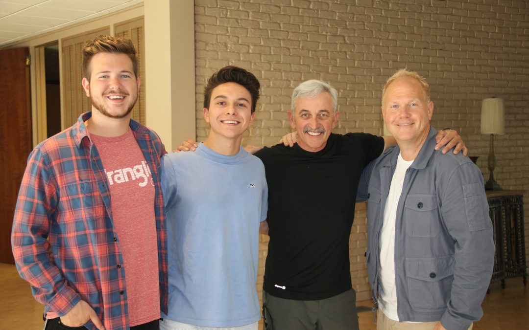 Thomas Tippin, Youngest Son of Aaron Tippin, Signs with BMI