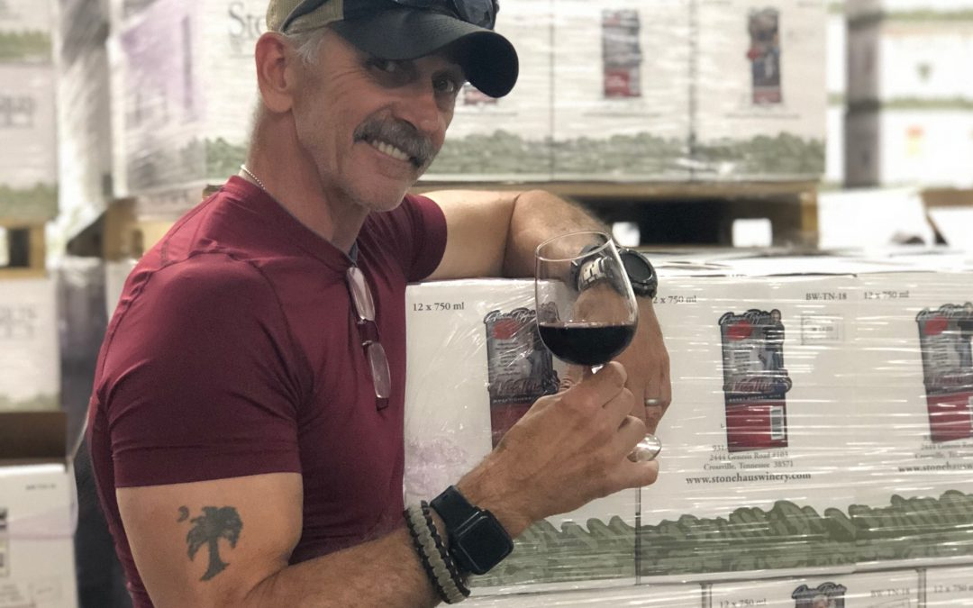 """Aaron Tippin """"Wines"""" About Turning 60"""