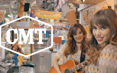 """World Premiere: CMT Music Debuts New Music Video from The Belles, """"Didn't Break Mine"""""""