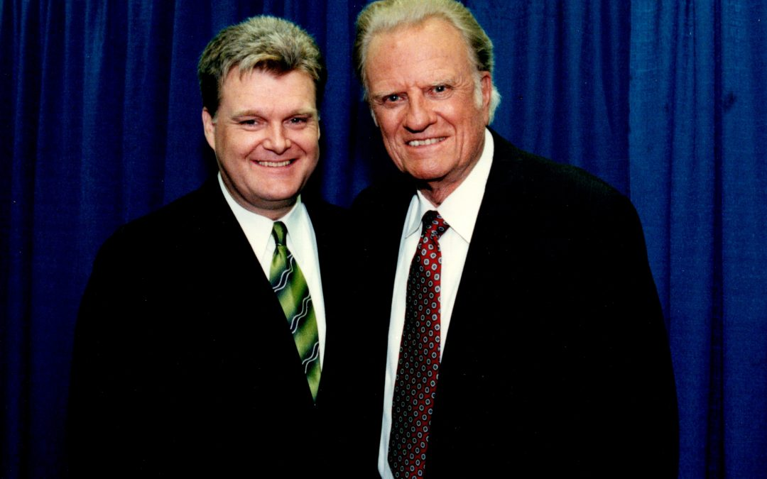 Ricky Skaggs Releases Statement on Passing of Reverend Billy Graham