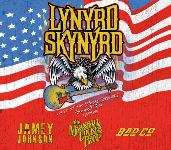 The Marshall Tucker Band Saddles Up to Join the Lynyrd Skynyrd Last of the Street Survivors Farewell Tour