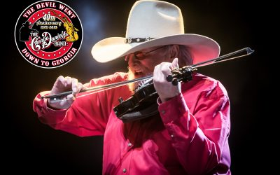 "Charlie Daniels' ""The Devil Went Down to Georgia"" Turns 40"