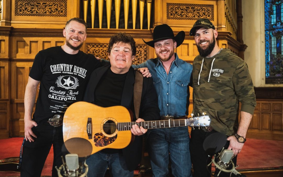 Shenandoah and Cody Johnson Team Up for Exclusive 'Country Rebel' Performance