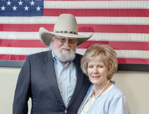Charlie Daniels to Perform at Veteran Impact Celebration Benefiting MTSU's Daniels Center