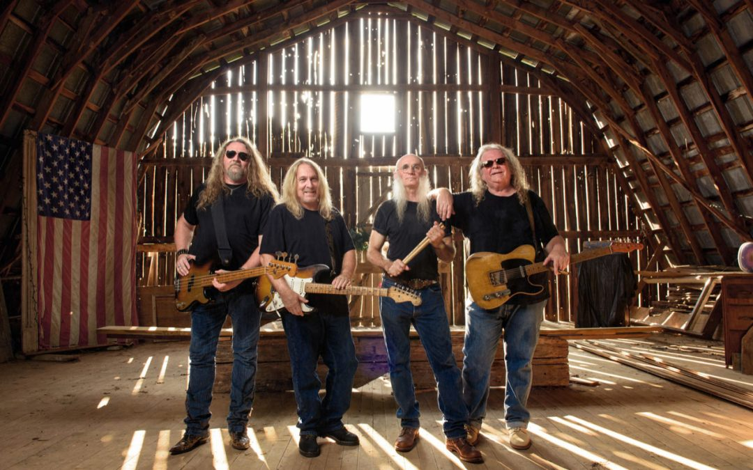 The Kentucky Headhunters Celebrate 30 Years of 'Pickin' on Nashville' with Rare Music City Live Concert